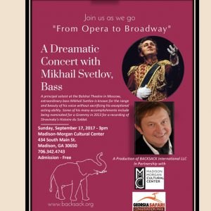 A Dreamatic Concert With Mikhail Svetlov