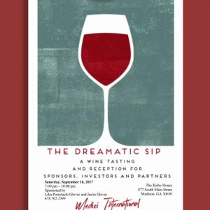 The Dreamatic Sip